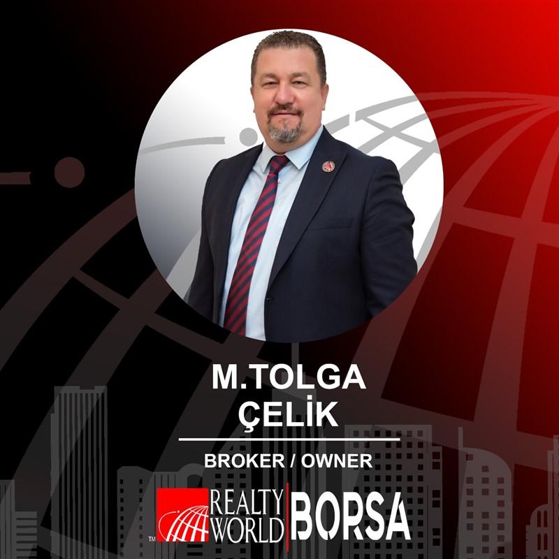 M.TOLGA ÇELİK